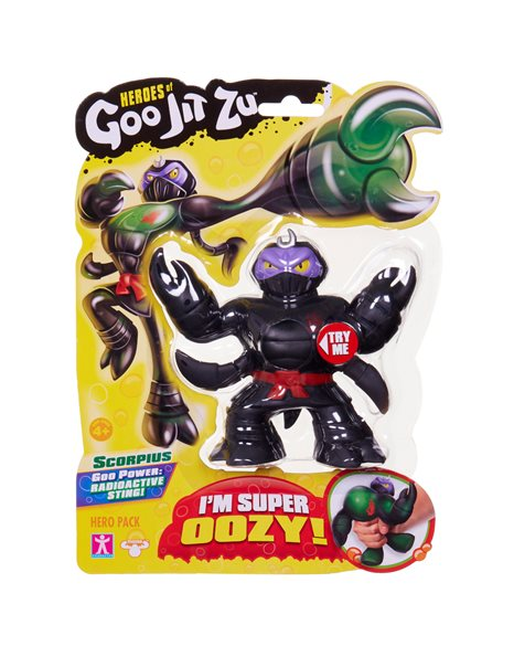GOO JIT ZU HERO SINGLE PACK W.2 8 ΣΧΕΔΙΑ